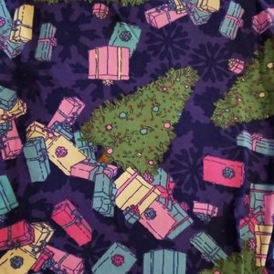 Lularoe Christmas Leggings